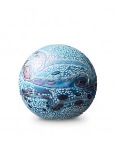 Elan-line 4 liter urn sea blue