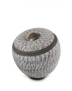Balance-line keramiek Cone Large Carbon Grey
