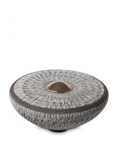 Balance-line keramiek Disk Large Carbon Grey