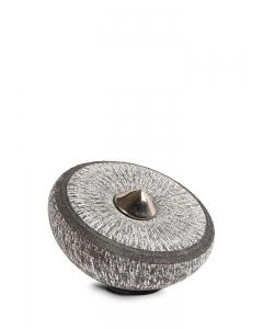 Balance-line keramiek Disk Small Carbon Grey